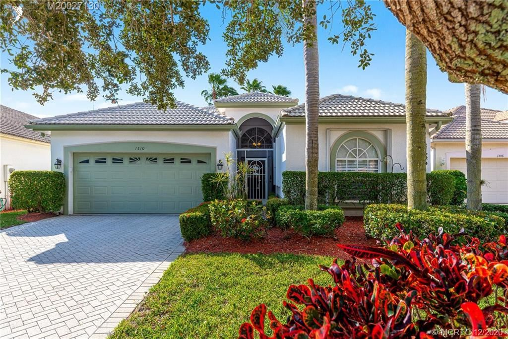 1510 SE Highland Court, Port Saint Lucie, FL 34952 - #: M20027130