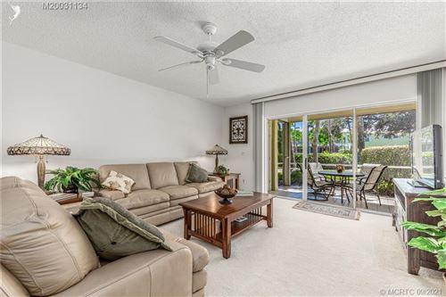 Photo of 1600 SE Saint Lucie Boulevard #206, Stuart, FL 34996 (MLS # M20031134)
