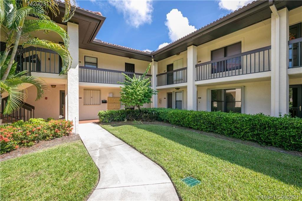 741 SW South River Drive #105, Stuart, FL 34997 - #: M20031135