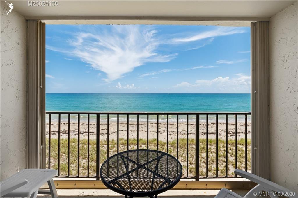 10310 S Ocean Drive #403, Jensen Beach, FL 34957 - MLS#: M20025136