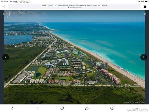 Photo of 2400 S Ocean Drive #7222, Fort Pierce, FL 34949 (MLS # M20031145)