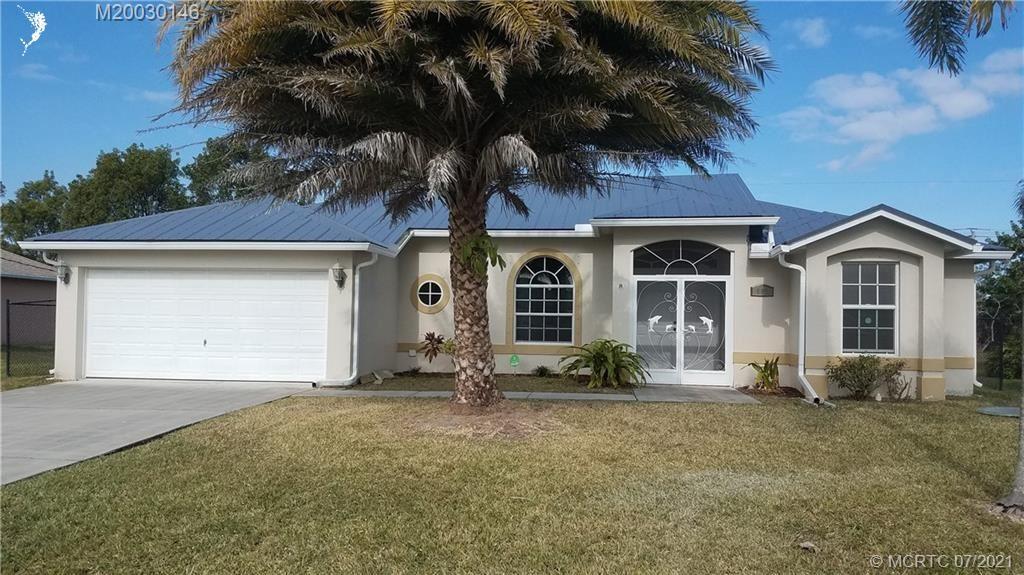 583 SE Oceanspray Terrace, Port Saint Lucie, FL 34983 - #: M20030146