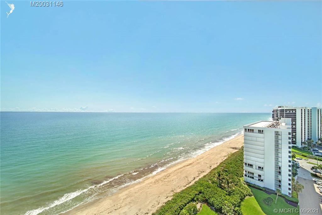 Photo of 9550 S Ocean Drive #1908, Jensen Beach, FL 34957 (MLS # M20031146)