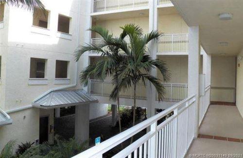 Photo of 875 NW Flagler Avenue #305, Stuart, FL 34994 (MLS # M20031149)