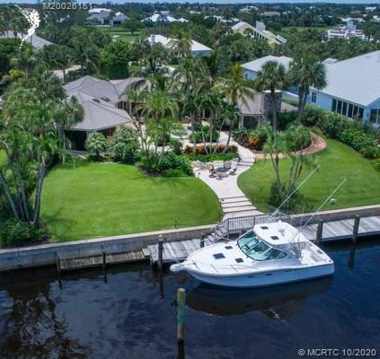 Photo of 6699 SE South Marina Way, Stuart, FL 34996 (MLS # M20026151)