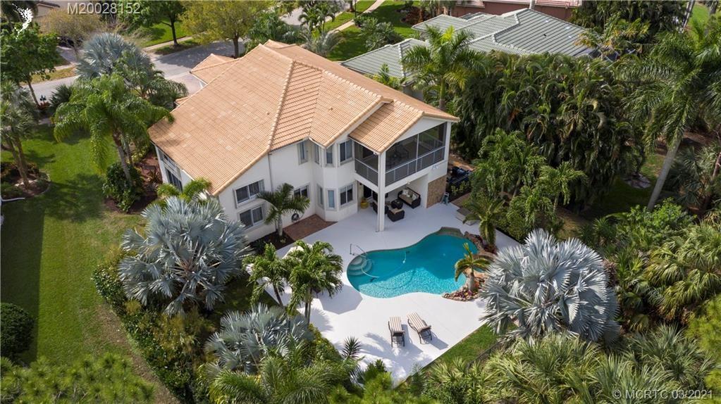 Photo of 4444 SW La Paloma Drive, Palm City, FL 34990 (MLS # M20028152)