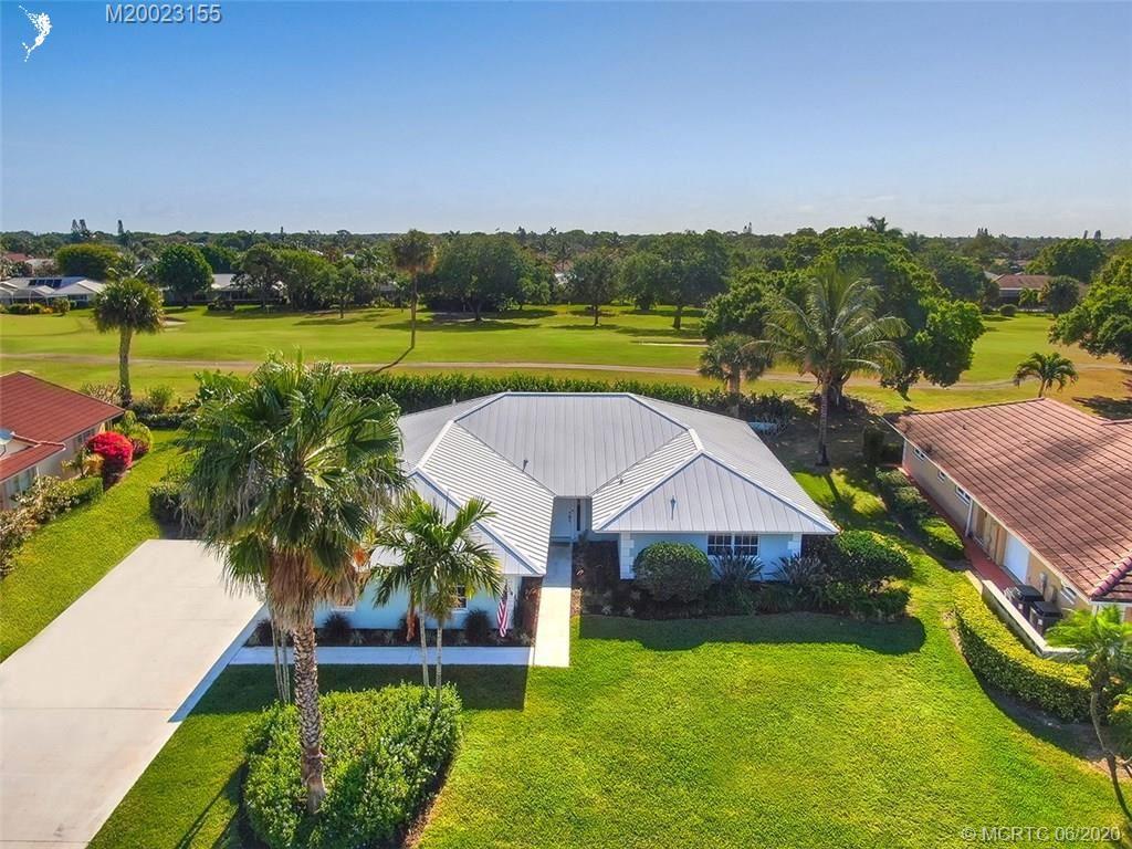 3551 SE Court Drive, Stuart, FL 34997 - #: M20023155