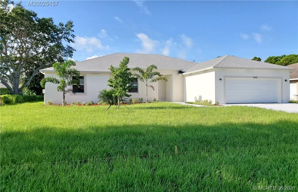 1533 SW Pitts Avenue, Port Saint Lucie, FL 34953 - #: M20025157