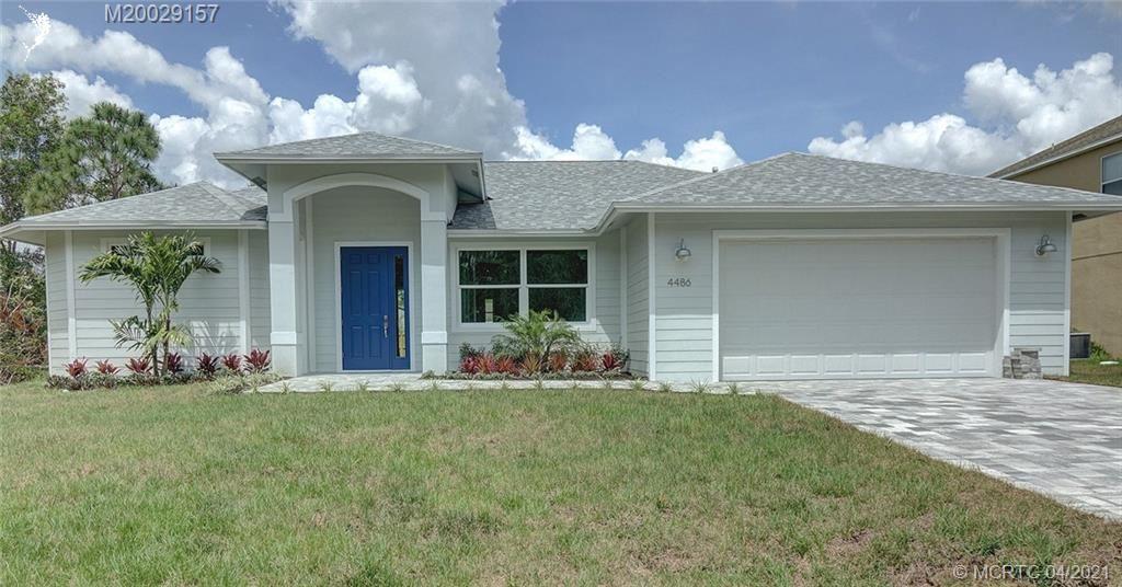 4486 SW Cacao Street, Port Saint Lucie, FL 34953 - #: M20029157