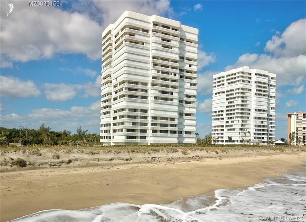 Photo of 9950 S Ocean Drive #1604, Jensen Beach, FL 34957 (MLS # M20030159)