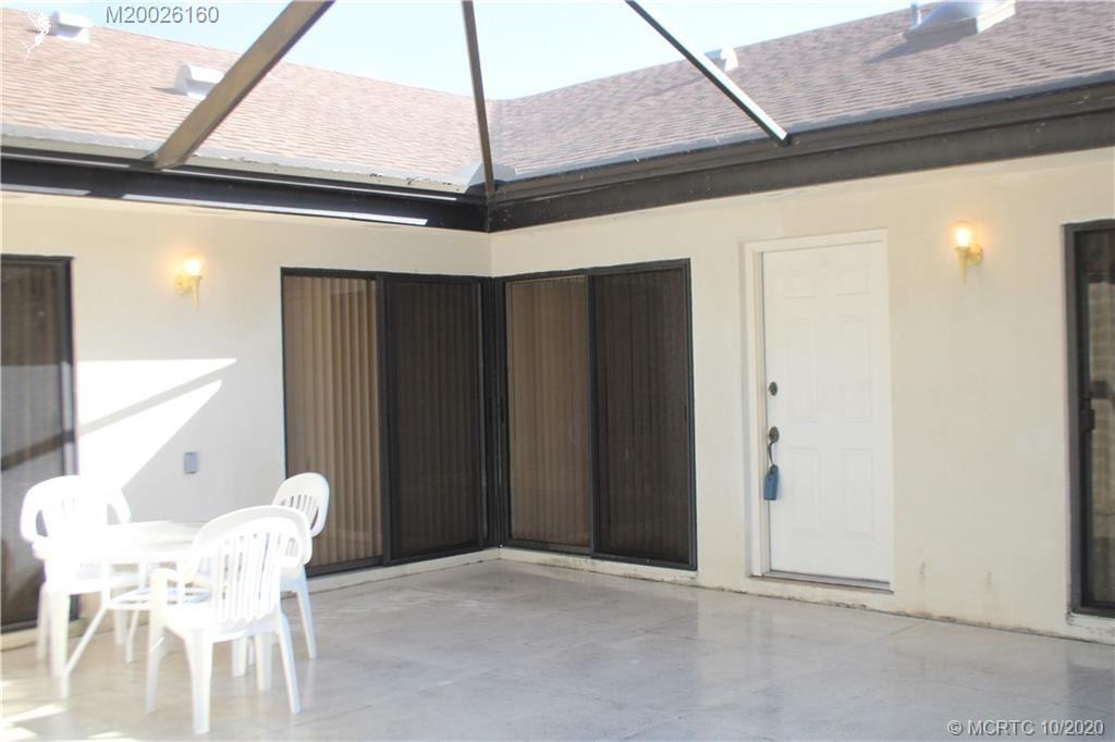 Photo of 6272 SE Monticello Terrace #3-C, Hobe Sound, FL 33455 (MLS # M20026160)