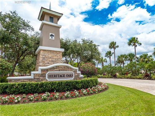 Photo of 9780 SW Lindale Trace Boulevard, Port Saint Lucie, FL 34987 (MLS # M20030162)