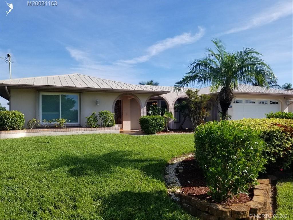 625 SE Whitmore Drive, Port Saint Lucie, FL 34984 - MLS#: M20031163