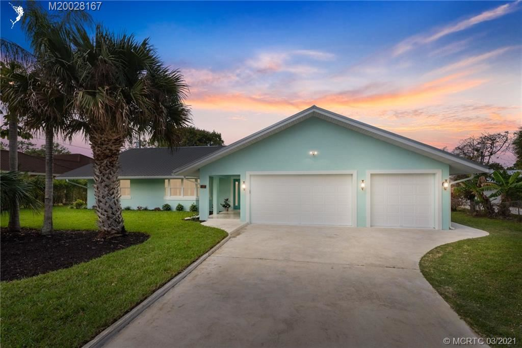 4856 SE Manatee Cove Road, Stuart, FL 34997 - MLS#: M20028167
