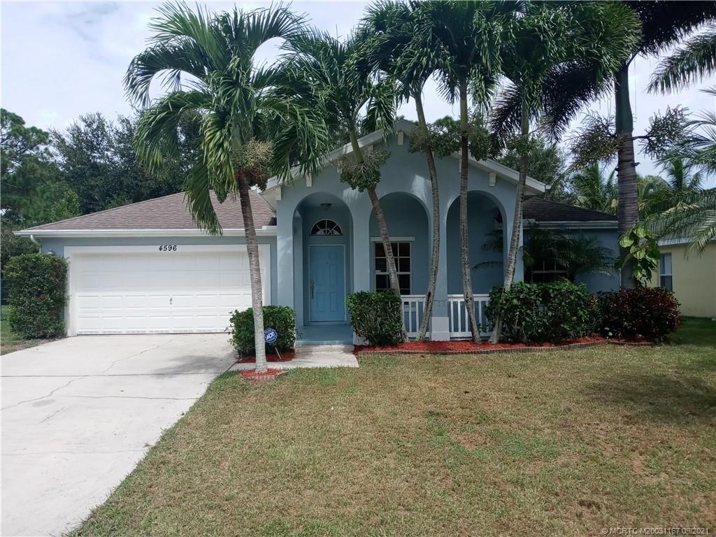 4596 SE Murray Cove Circle, Stuart, FL 34997 - #: M20031167