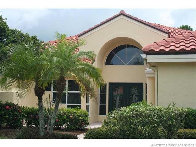 1672 NW Buttonbush Circle E, Palm City, FL 34990 - #: M20031168