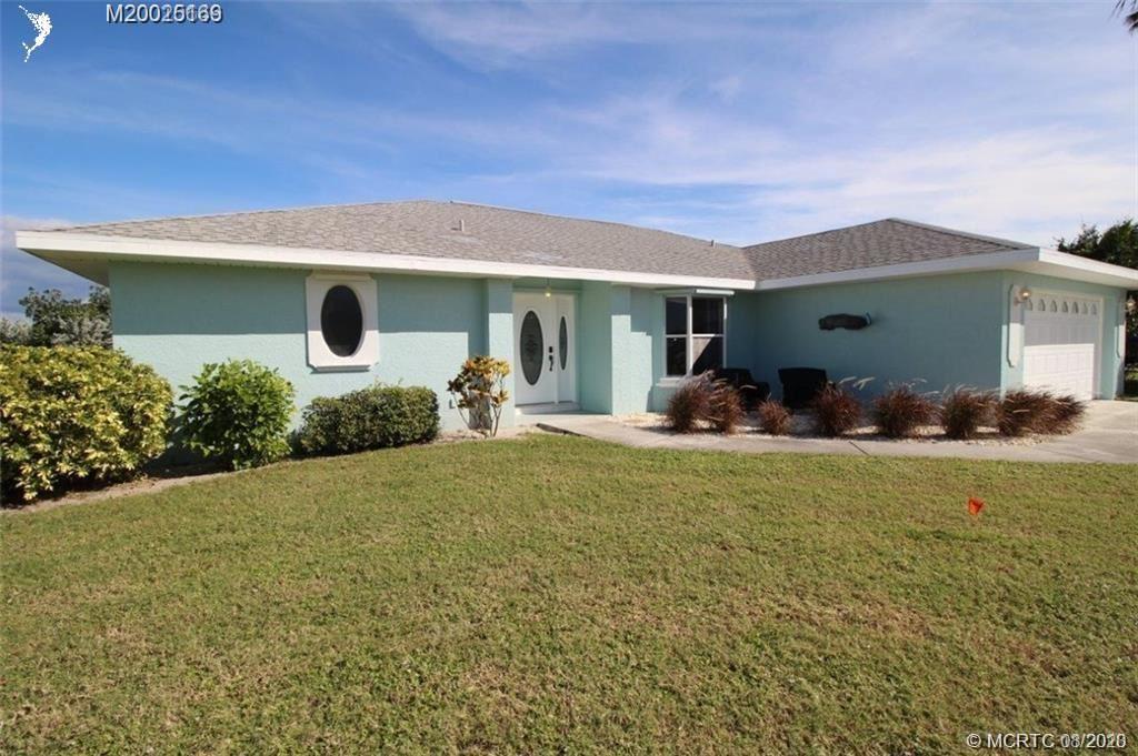 61 Aqua Ra Drive, Jensen Beach, FL 34957 - #: M20025169