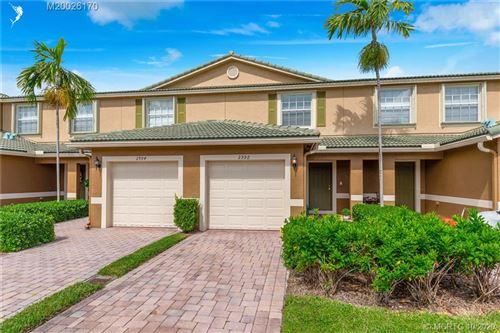Photo of 2992 SE Lexington Lakes Drive, Stuart, FL 34994 (MLS # M20026170)