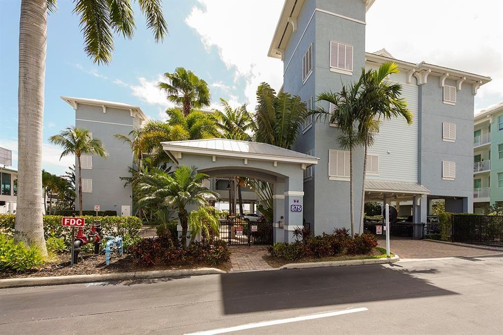 875 NW Flagler Avenue #204, Stuart, FL 34994 - MLS#: M20023170