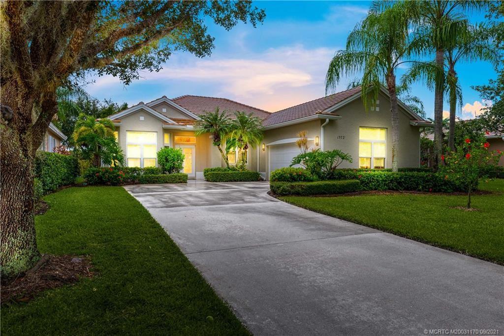 1572 SW Monarch Club Drive, Palm City, FL 34990 - #: M20031170