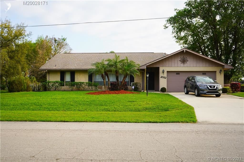 2012 SE Tickridge Road, Port Saint Lucie, FL 34952 - MLS#: M20028171