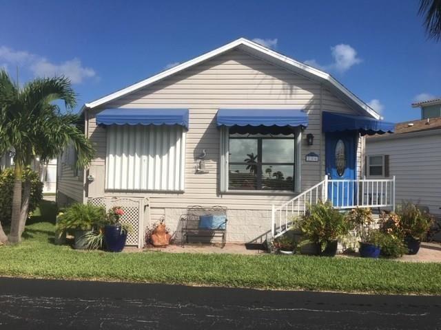 286 Nettles Boulevard, Jensen Beach, FL 34957 - #: M20020173