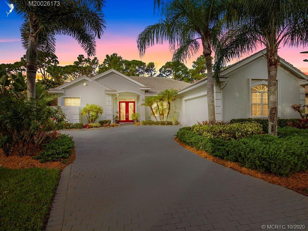 2609 SW Holly Dale Way, Palm City, FL 34990 - #: M20026173