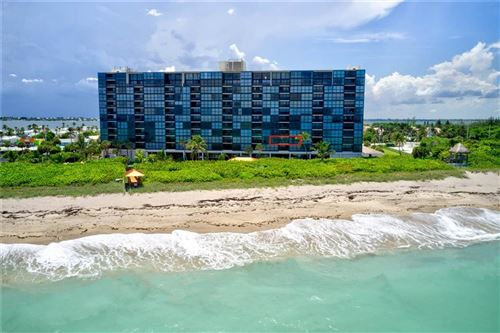 Photo of 10410 S Ocean Drive #303, Jensen Beach, FL 34957 (MLS # M20019174)