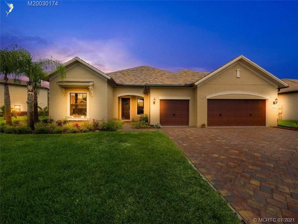 4668 SW Gossamer Circle, Palm City, FL 34990 - #: M20030174