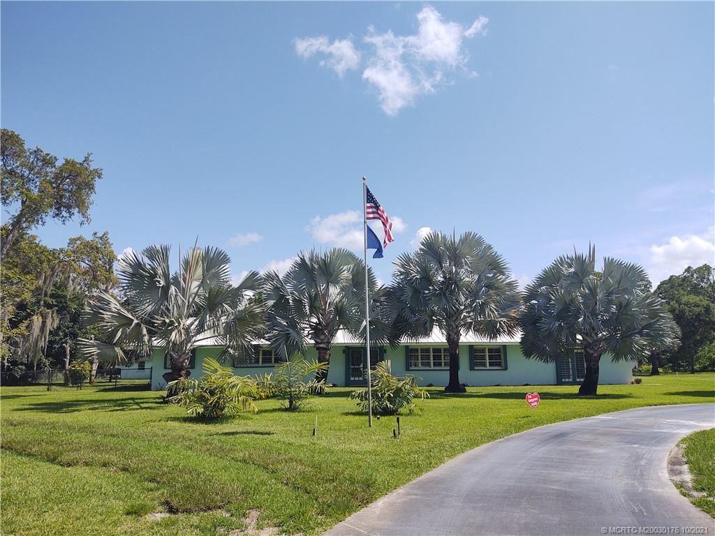 3244 SW Bessey Creek Trail, Palm City, FL 34990 - #: M20030176
