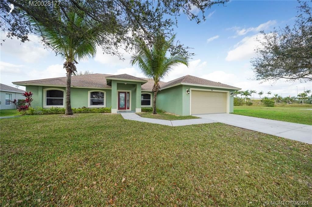 594 Bradshaw Circle SW, Port Saint Lucie, FL 34953 - MLS#: M20028177