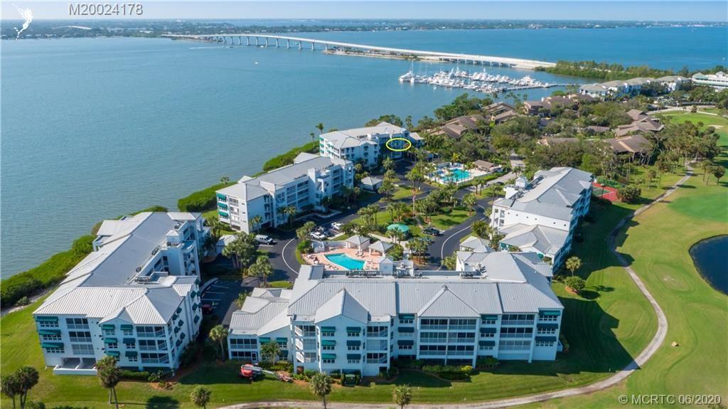 Photo of 184 NE Edgewater Drive #1202, Stuart, FL 34996 (MLS # M20024178)