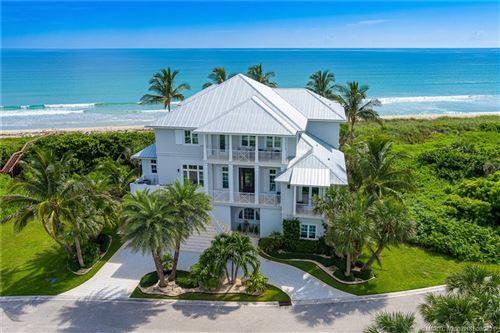 Photo of 8316 S Ocean Drive, Jensen Beach, FL 34957 (MLS # M20031181)