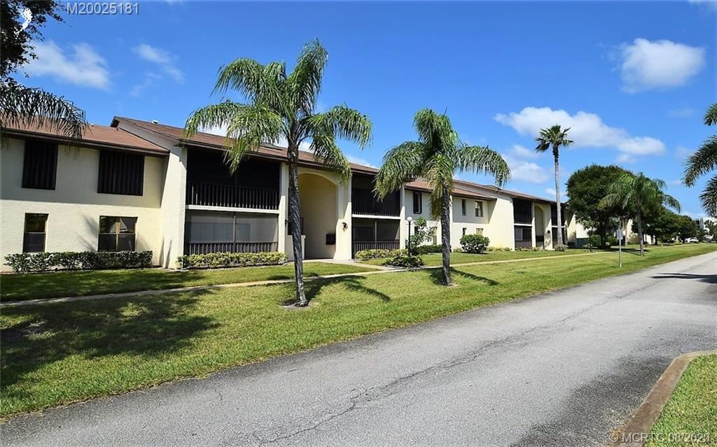 200 SE Four Winds Drive #212, Stuart, FL 34996 - #: M20025181