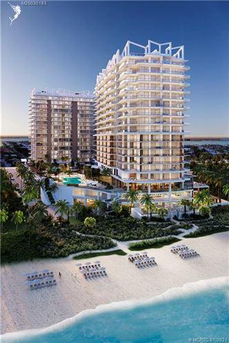 Photo of 3100 N Ocean Drive #H-1109, Singer Island, FL 33404 (MLS # M20030183)