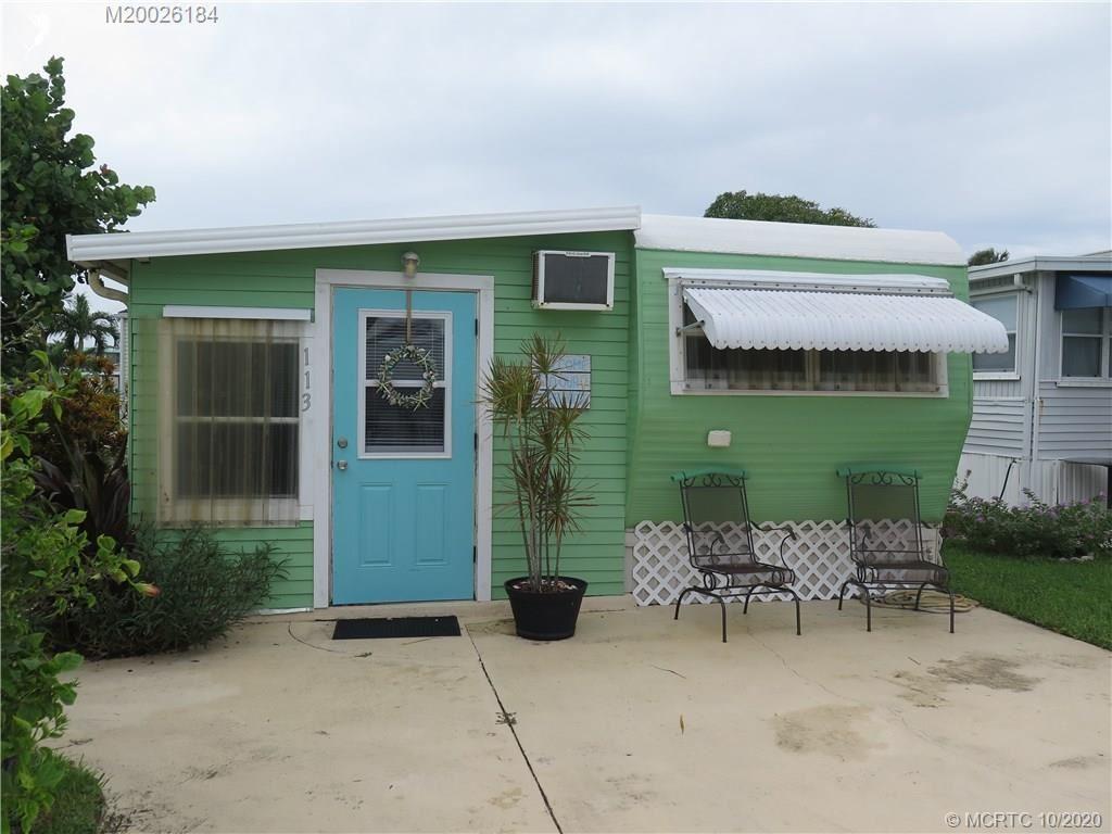 10725 S Ocean Drive #113, Jensen Beach, FL 34957 - MLS#: M20026184