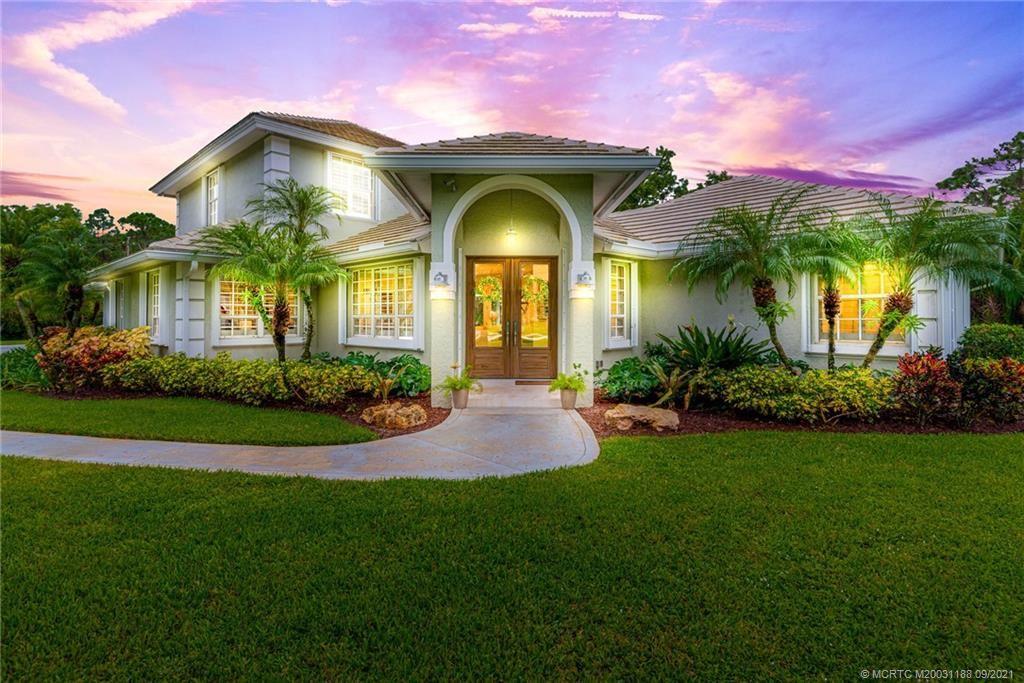 3756 SW Bimini Circle S, Palm City, FL 34990 - #: M20031188