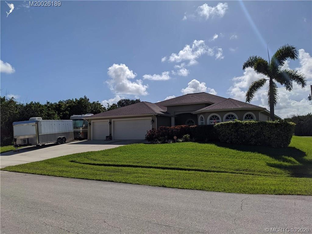1098 SW Locke Avenue, Port Saint Lucie, FL 34953 - #: M20026189