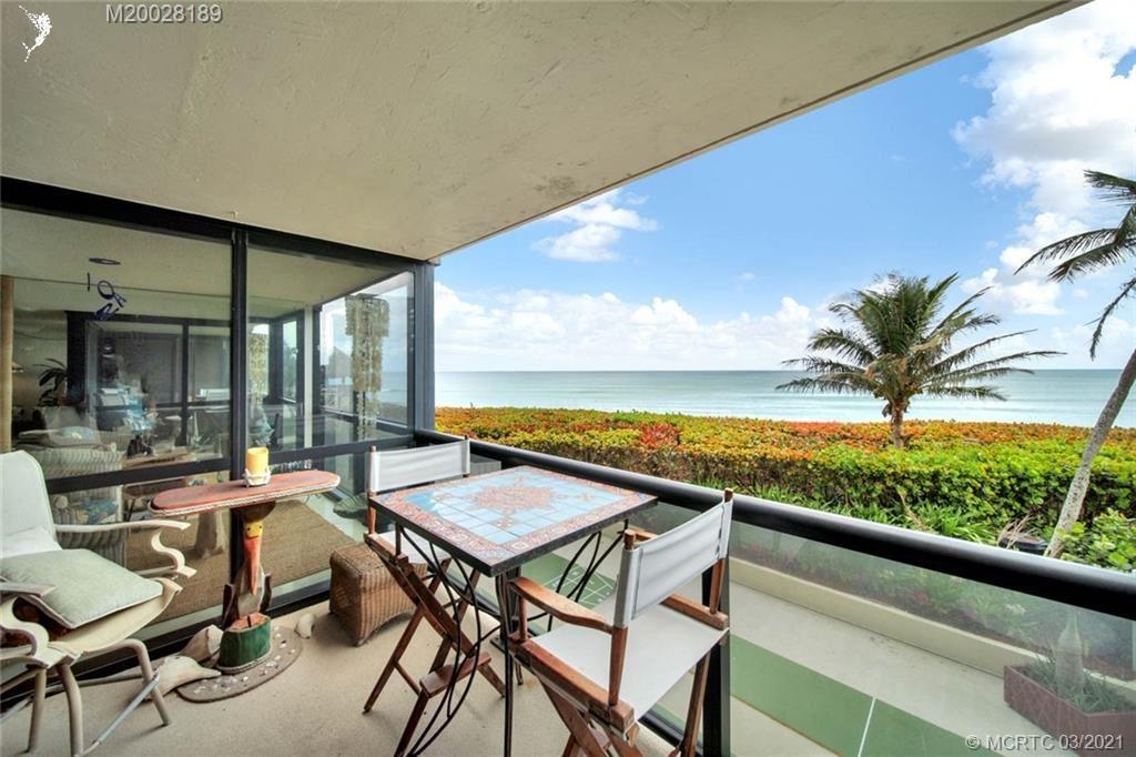 10410 S Ocean Drive #202, Jensen Beach, FL 34957 - MLS#: M20028189