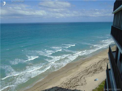 Photo of 9650 S Ocean Drive #1804, Jensen Beach, FL 34957 (MLS # M20029190)