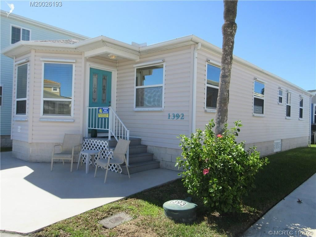 1392 Nettles Boulevard, Jensen Beach, FL 34957 - MLS#: M20026193