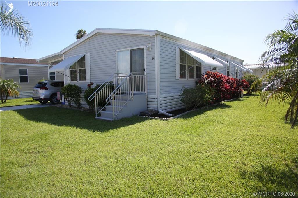 24 Maya Way, Port Saint Lucie, FL 34952 - MLS#: M20024194
