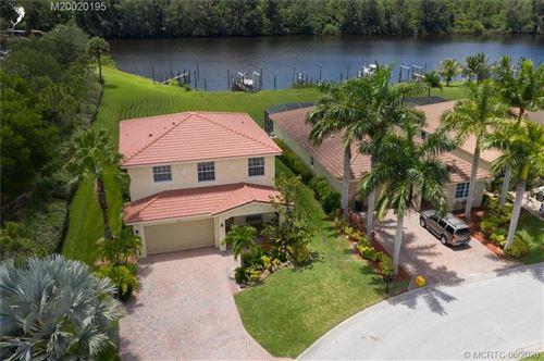 Photo of 3249 SW Porpoise Circle, Stuart, FL 34997 (MLS # M20020195)