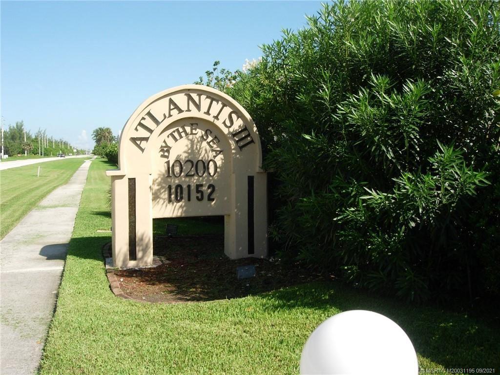 10200 S Ocean Drive #508, Jensen Beach, FL 34957 - MLS#: M20031195