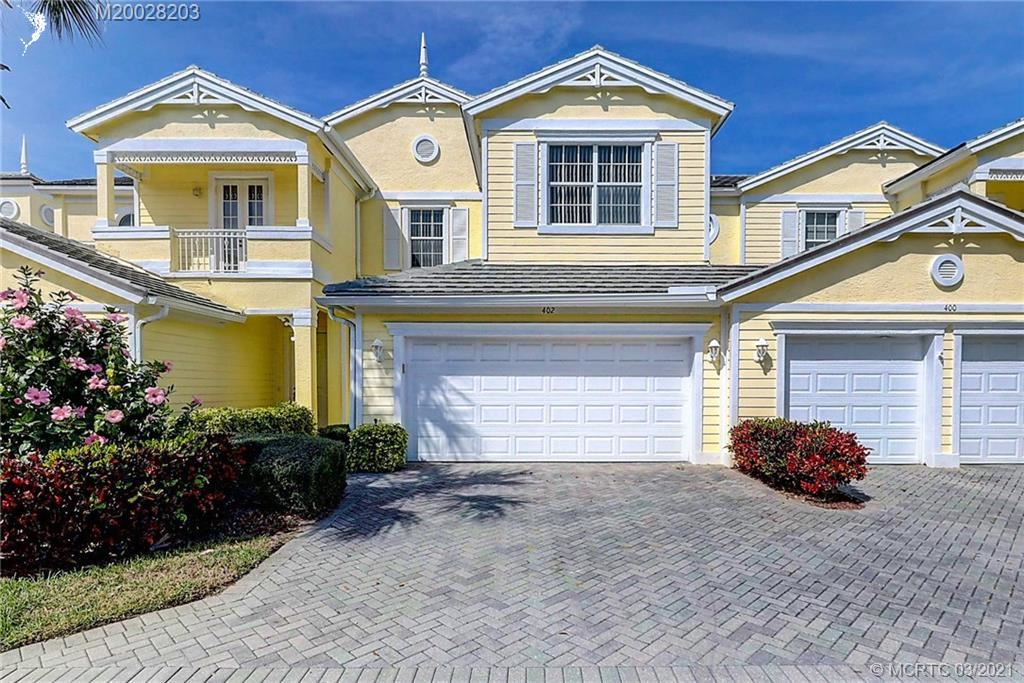 402 Mariner Bay Boulevard, Fort Pierce, FL 34949 - #: M20028203