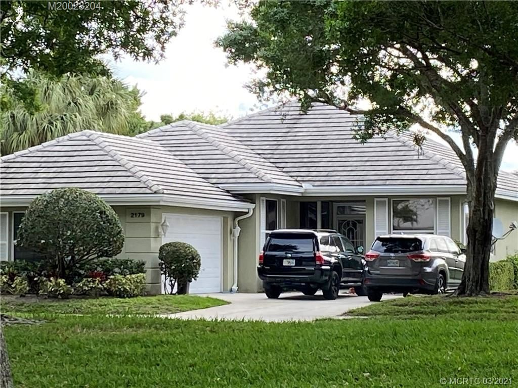 Photo of 2179 SW Mayflower Drive, Palm City, FL 34990 (MLS # M20028204)