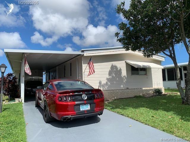 4245 68th Street N #lot 828, West Palm Beach, FL 33404 - MLS#: M20025206