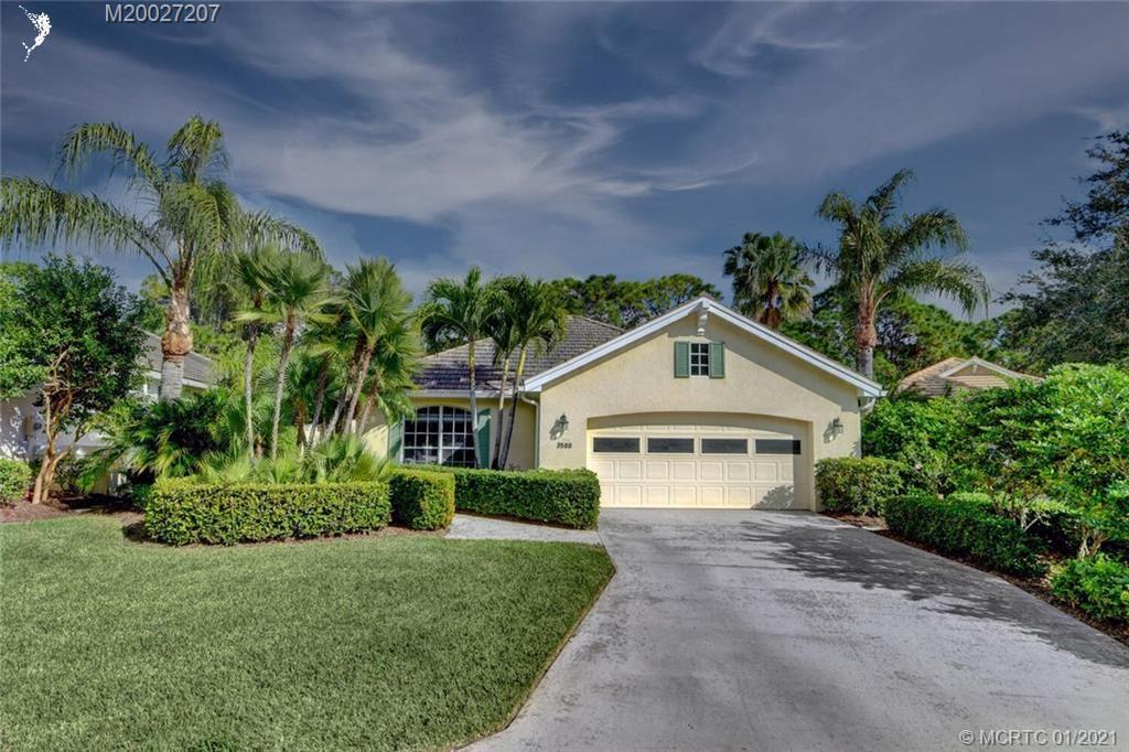 3500 SE Doubleton Drive, Stuart, FL 34997 - #: M20027207