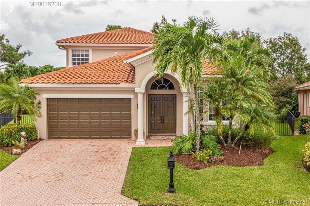 880 SW Pebble Lane, Palm City, FL 34990 - #: M20026208