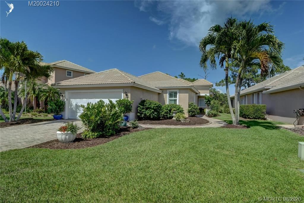 3685 NW Deer Oak Drive, Jensen Beach, FL 34957 - MLS#: M20024210